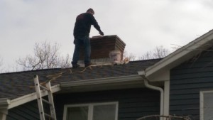 Chimney Cleaning Services  Seymour