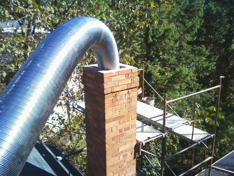 What Is A Chimney Re Lining System Magic Masonry