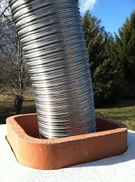 Chimney Stainless Steel Liner Installation New Haven