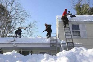 Roof Snow Removal Wolcott