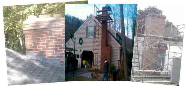 masonry chimney repair Fairfield