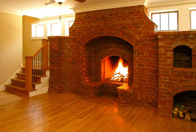 5 Surefire Ways To Clean A Brick Fireplace | Magic Masonry
