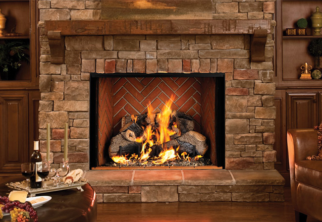 There are many various ways that allow you to update and remodel your  fireplace. One of these ways is adding a new mantel or pilasters. - How To Repair Your Firebox And Update Your Fireplace Magic Masonry